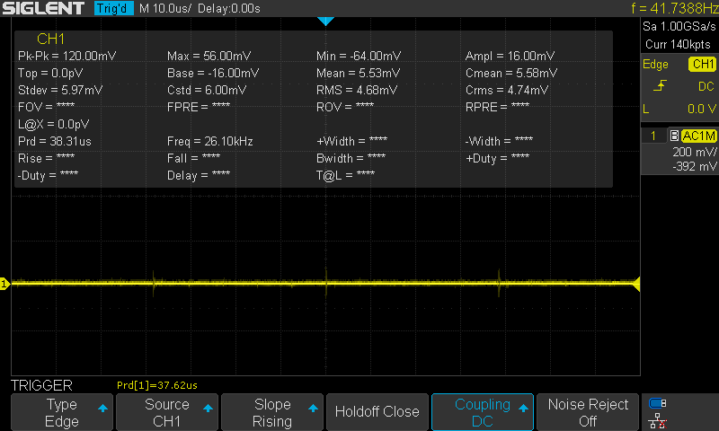 TL431 AREF Arduino stable avec condensateur 10 uF